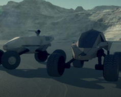 Ground X - Technology Vehicle (GXV-T)